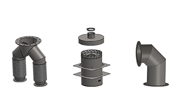 Exhaust Systems Accessories