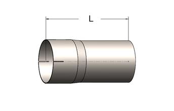 Tube Fitting – Slotted ID Cuff/Plain