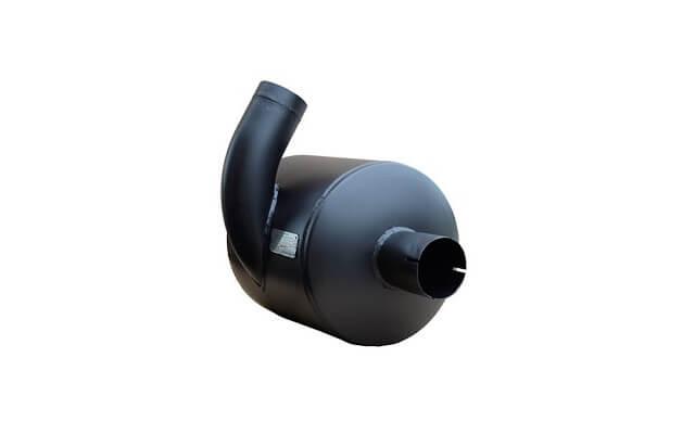 Custom Exhaust Silencer