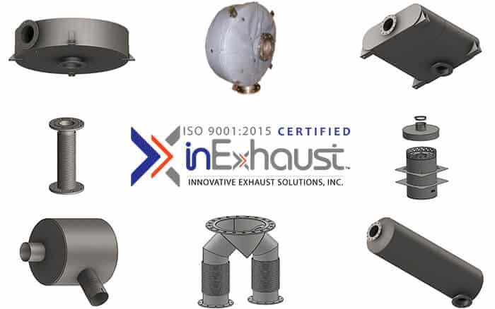 Silencer & Exhaust Systems Manufacturer.