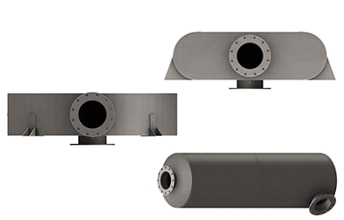 Exhaust Silencers for Data Centers, Backup Generators