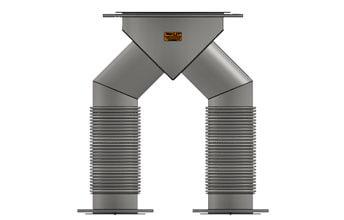 Exhaust Wye Connector 3516 C
