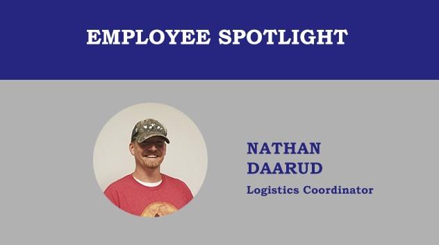 Employee Spotlight - Nathan