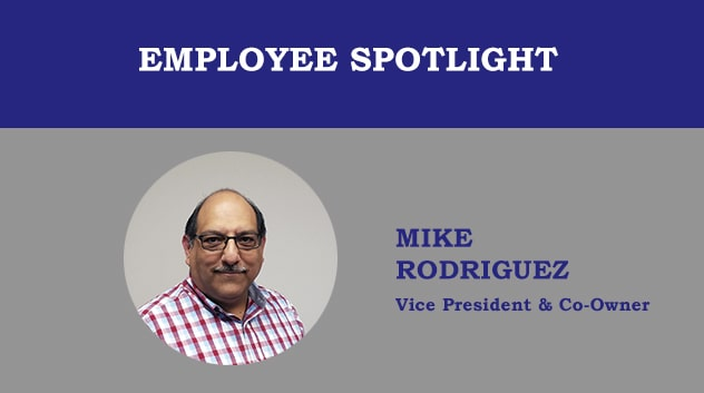 Employee Spotlight - Mike