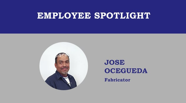 Employee Spotlight - Jose