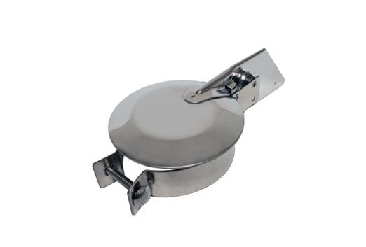 Exhaust Rain Cap, Light-Duty, 304 Stainless Steel
