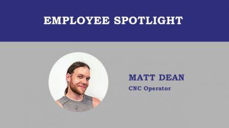 Employee Spotlight - Matt