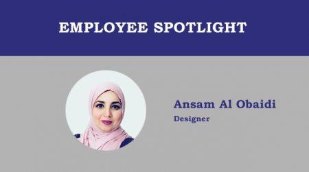 Employee Spotlight - Ansam